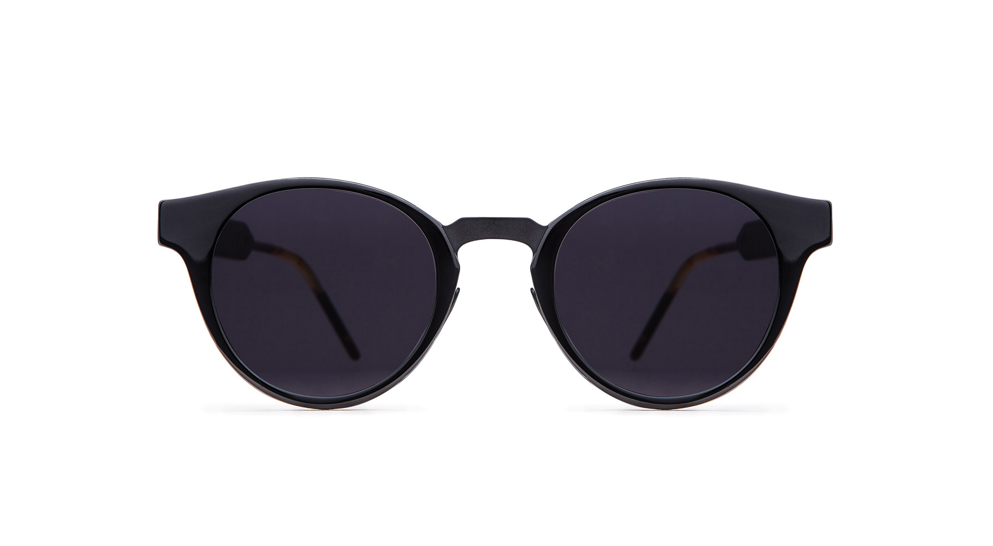 WILLIAMS_Eyewear_SOYA_Black_FrontalView